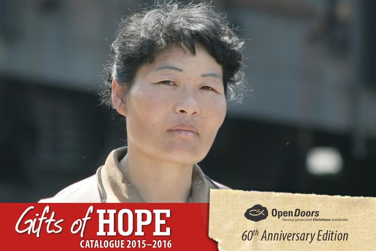 """For the last 13 years, North Korea has been the most dangerous place on earth to live as a Christian. Your #GiftofHope this Christmas can help strengthen """"what remains"""" of the secret North Korean Church. Your gift of R175 keeps one North Korean believer alive with emergency aid and spiritual encouragement. And for R 1 750 you can do the same for 10 North Korean believers.  #gift #persecution"""