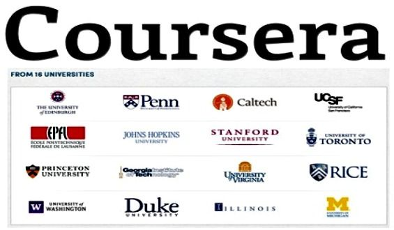 Coursera Partners With Publishers To Give Away Free Textbooks - TheTechPanda.com