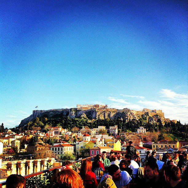 Great View of Acropolis from 360