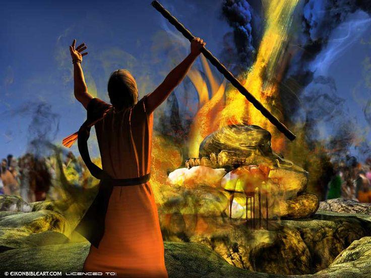 136 best Elijah images images on Pinterest | 1 kings, A ...
