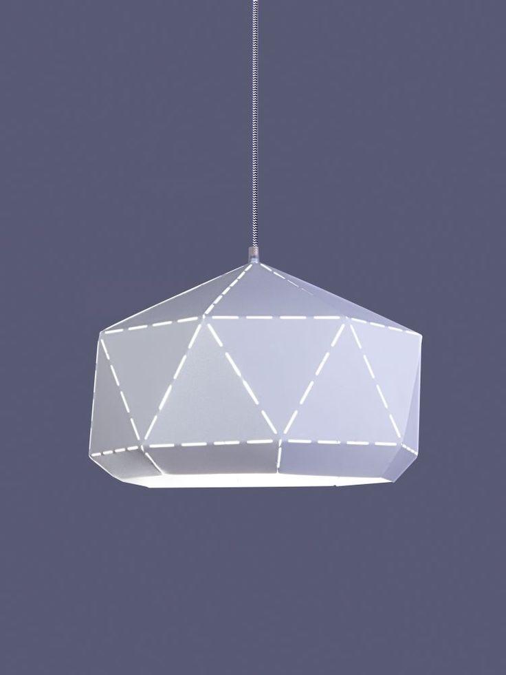 DIAMOND white-grey zwis 6616 Nowodvorski Lighting - Lampy Nowodvorski - Autoryzowany sklep