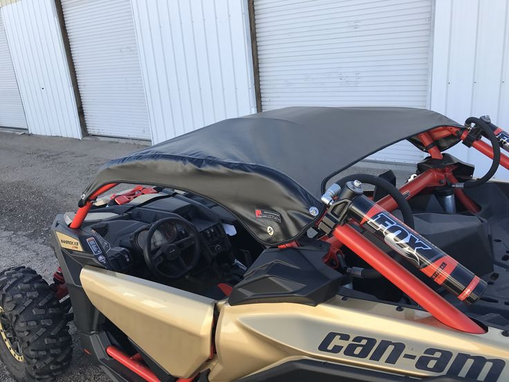 Can Am CanAm Maverick X3 Polaris RZR Yamaha YXZ1000 Heavy Duty Material