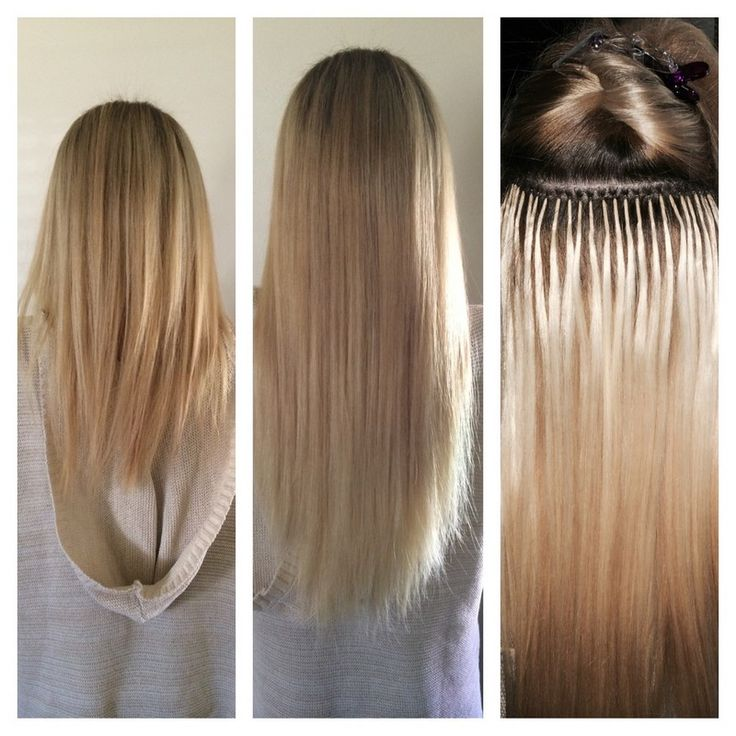 167 best hair extensions images on pinterest hair looks micro bead hair extensions 11 pmusecretfo Images