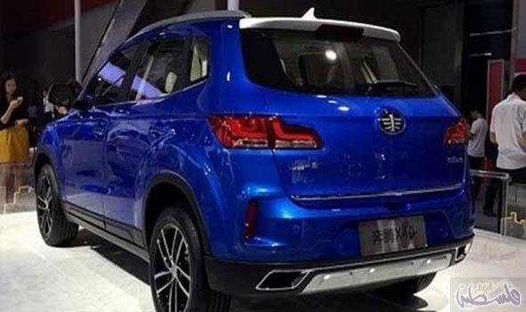 فاو X40 سيارة صينية جديدة في مصر Car Vehicles
