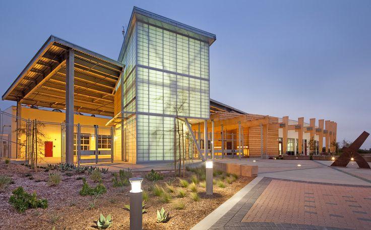 modern masonry industrial architecture - Google Search