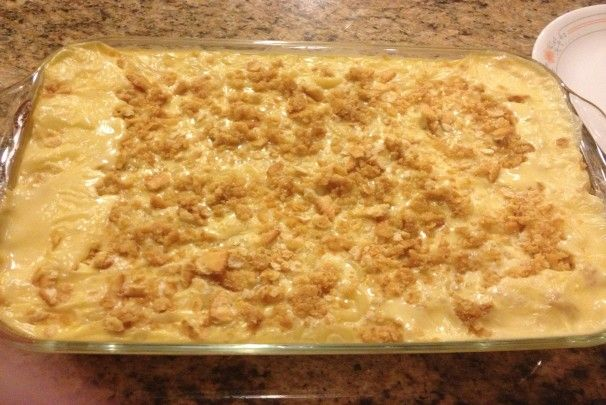 Velveeta Macaroni and Cheese.  My family loves this and requests it every get-together!