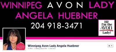 winnipeg avon lady  https://www.facebook.com/WinnipegAvonLadyAngelaHuebner?fref=ts