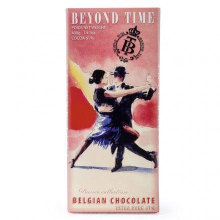 La tienda online de productos gourmet 'Érase un gourmet' ofrece esta table de chocolate gigante (400 gramos). Chocolate belga con 61% de cacao