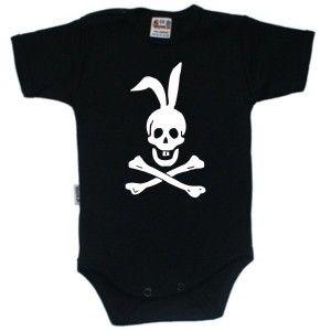 Body bébé original : Joyeux Roger