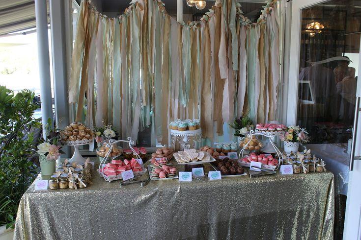 vintage romance buffet