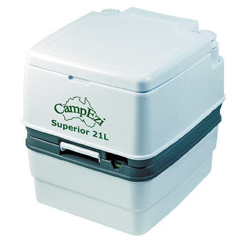 CampEzi Superior 21L Portable Toilet