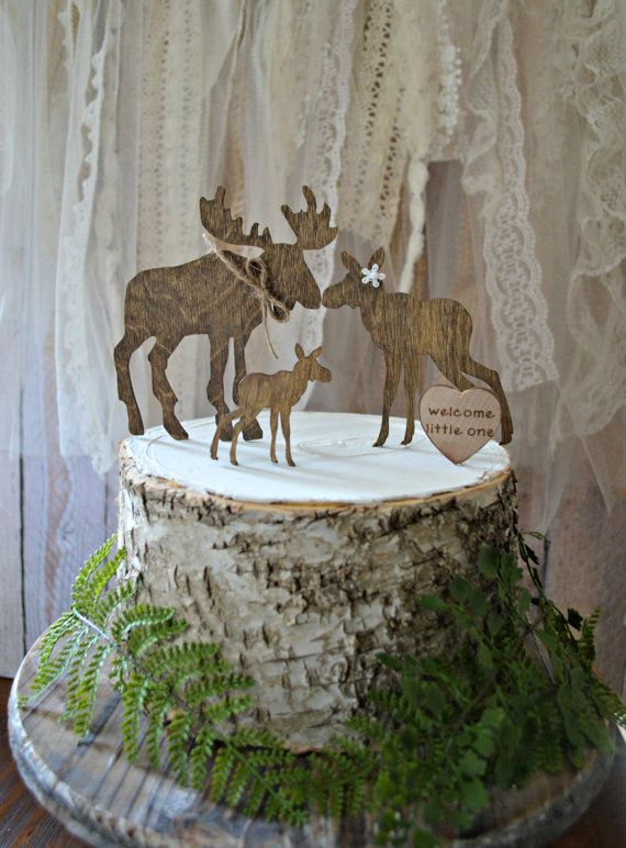 25 Best Ideas About Moose Baby Shower On Pinterest