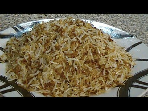 22 best indian food images on pinterest youtube youtubers and indian birinj ranga is afghan colored rice usually serve at any afghan events and parties home made by sarah zafar easy steps to make this recipe forumfinder Image collections