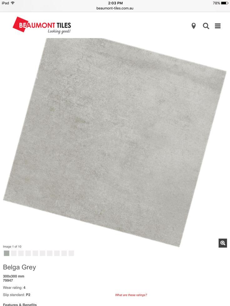 Belga Grey- Beaumont Tiles