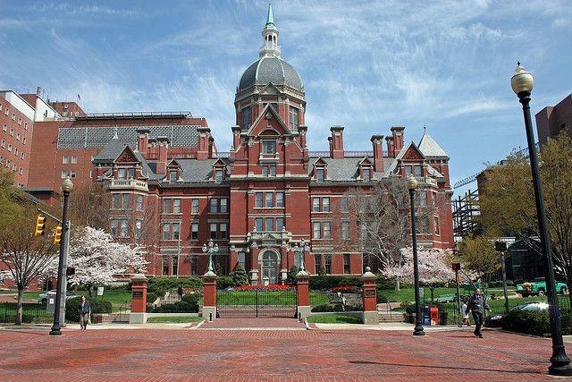 Johns Hopkins Hospital, Baltimore, MD   Flickr - Photo Sharing!