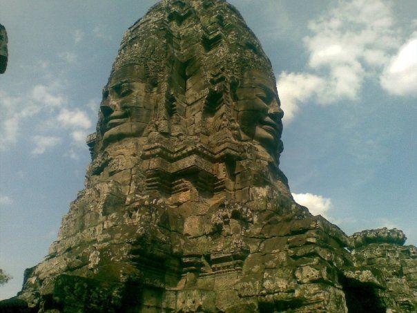Cambodia / Siem reap / Angkor wat