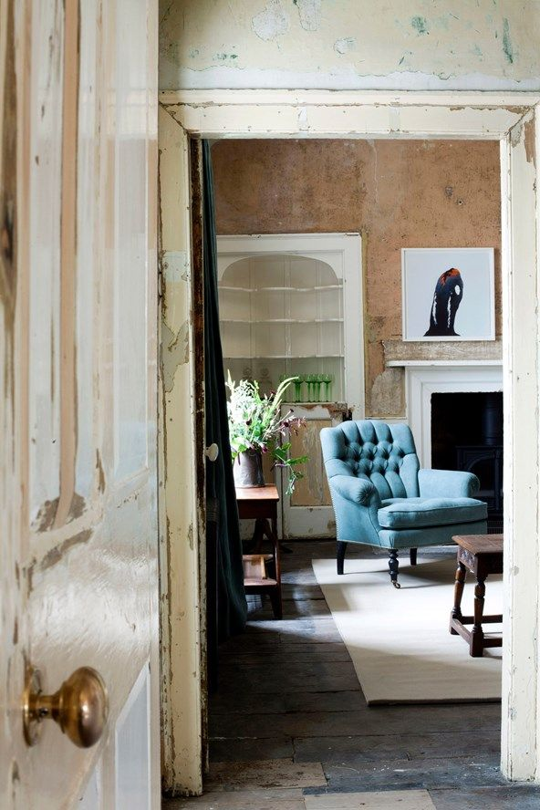 Durslade Farmhouse, part of the Hauser & Wirth Gallery in Bruton, and surely the coolest house to rent in Somerset