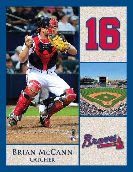 Atlanta Braves Bedroom Decor: 64 Best They've Got Game!! Images On Pinterest