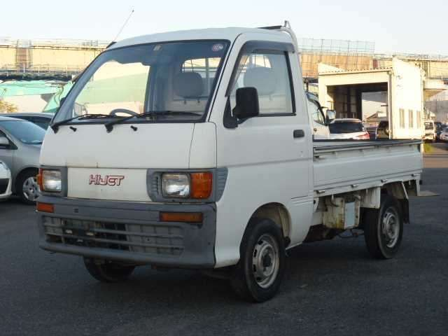 4WD , MANUAL TRANSMISSIONCheap used 1995 Daihatsu Hijet Truck for Sale, ready to ship. CAR FROM JAPAN is the best way to buy cheap second hand Japanese cars. Import directly from Japan with confident.
