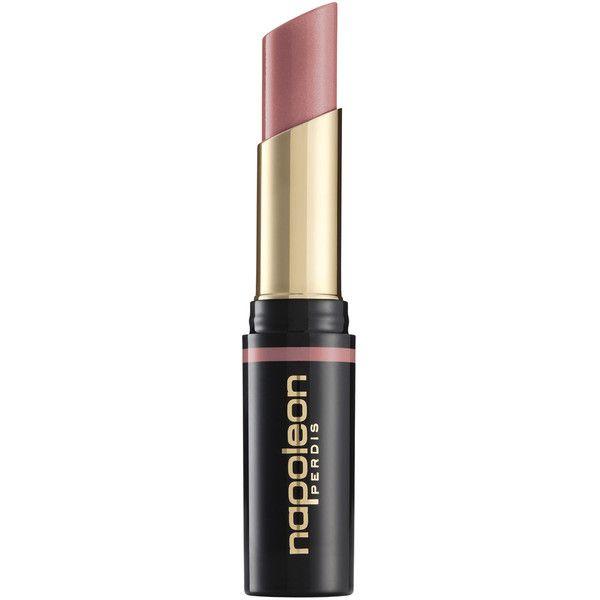 Napoleon Perdis Mattetastic Lipstick, Sophia, 0.10 oz. found on Polyvore