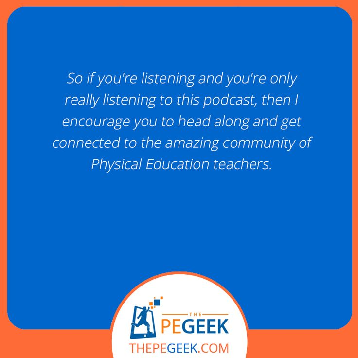 Episode 50 – 50 Tech & PE Ideas from Teachers Around the Globe https://thepegeek.com/2016/02/episode-50-50-tech-pe-ideas-from-teachers-around-the-globe/  #physed #pegeeks #thepegeek