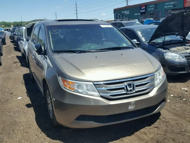 Salvage 2012 Honda Odyssey Ex Van For Sale Clean Title Carsales