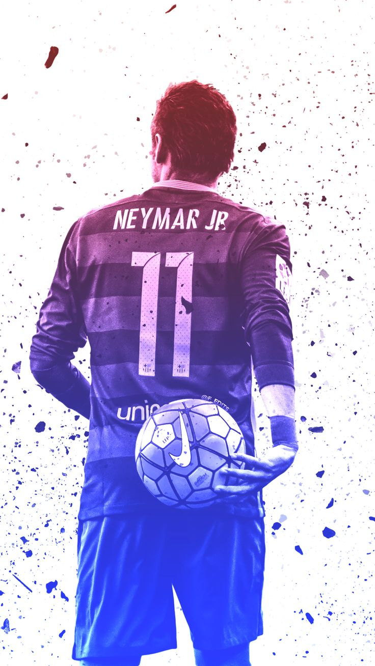 754. Wallpaper: Neymar, Jr.