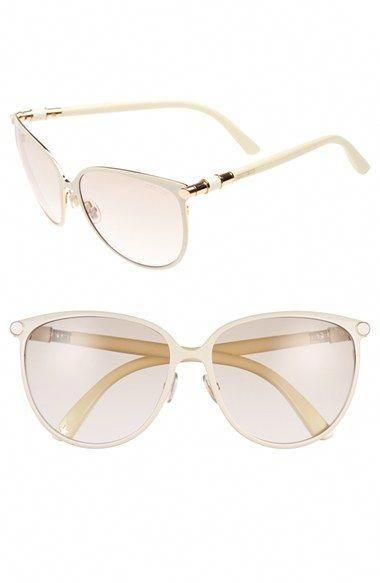 3d5ddfc250 Jimmy Choo  Juliet  60mm Cat s Eye Sunglasses  JimmyChoo