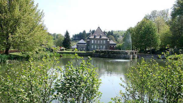 Besuch auf Schloss Neuenhof
