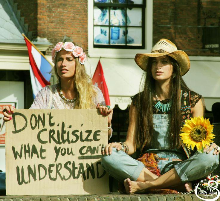 Styling & Photography by Patty Lane S #protest #bobdylan #neohippie #boho