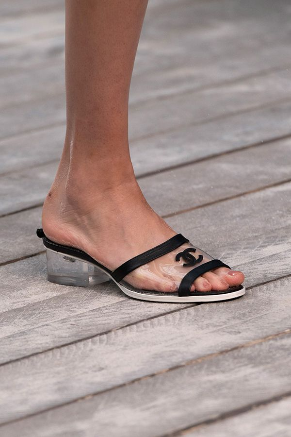 Chanel Shoes Spring 2019 Confirm PVC