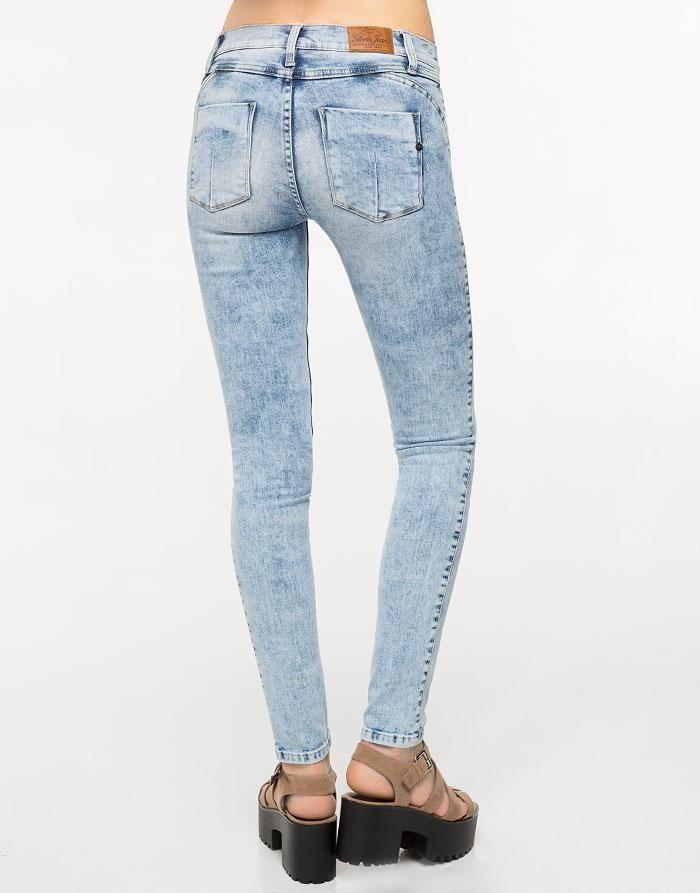Облегающие джинсы с варкой ICE - Глория Джинс, GJN008278 | Gloria Jeans