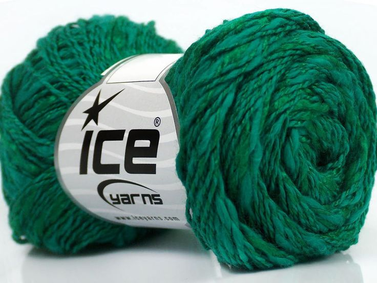 Limited Edition Spring-Summer Yarns Viskon Yazlık  Pamuk Flamme Natural Yarn Fine Weight Yeşil  İçerik 60% Pamuk 40% Viskon Brand ICE Green fnt2-41868