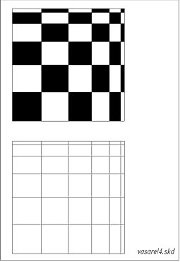 victor vasarely coloring pages | 136 best images about coloriage artiste on Pinterest