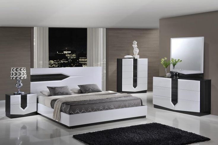 When having great #furniture in your #bedroom, you will have organised clothes in ever period of the day. Even though getting contemporary #bedroomfurniture, you'll want to take into account the height and width of your current bedroom and accordingly pick the primary furniture device associated with bedroom that is bed. You should obtain your bed considering the size, color and style that is certainly the best option for your bedroom and will end up being attractive and good looking.