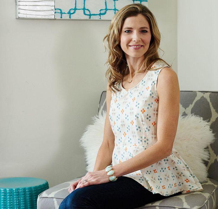 April Rhodes Riding Peplum Pattern Kit Crochet Clouds -