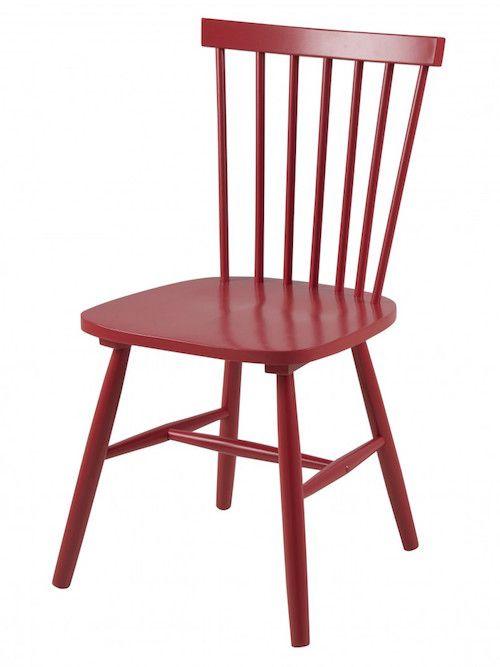 Acorda un plus de personalitate oricarui spatiu cu ajutorul unui scaun in culori vibrante. Scaunul