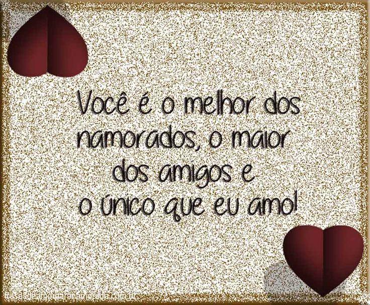 Curtas Para Namorado Apenas1: 9 Best Frases De Amor Para Namorado Images On Pinterest