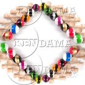 Image of SunRise Striped Kendama
