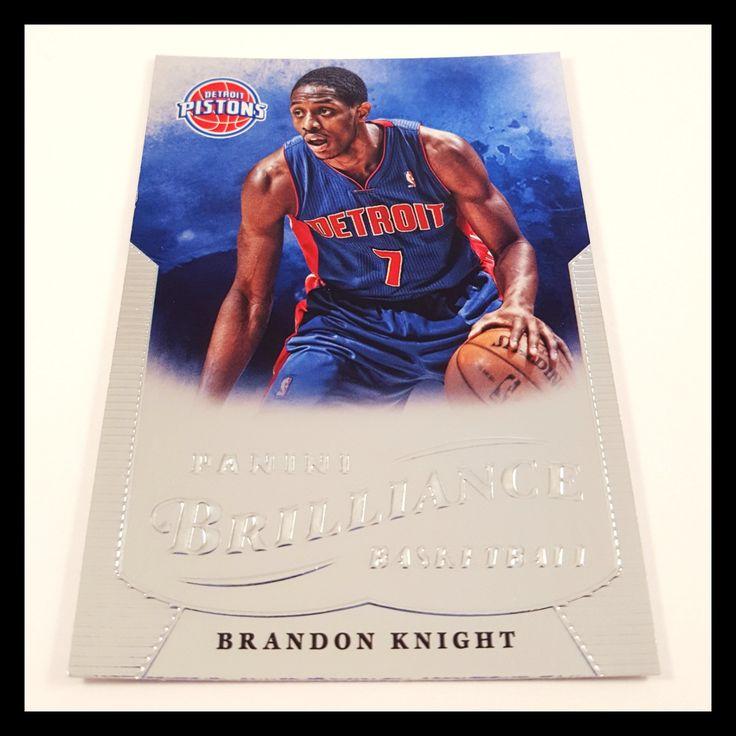 Brandon Knight Rookie Basketball Card (2012-13 Panini Brilliance)