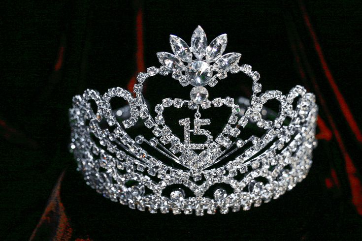 15 Anos Rings: 100 Best Images About Quinceanera Jewelry: Crowns, Tiara