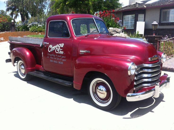 Chevrolet Truck Paint Colors