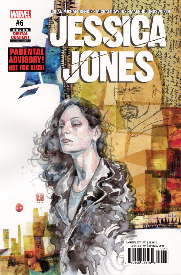 Brianmichaelbendis: €� In Stores This Week! Jessica Jones #6 (w) Brian