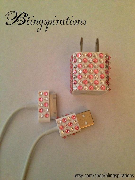 Swarovski Iphone/Ipad/Ipod Charger