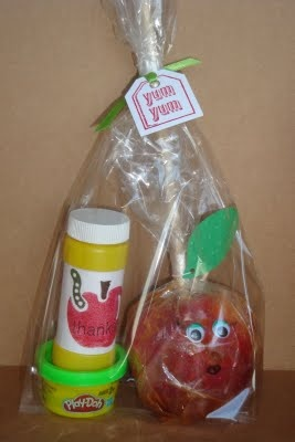 LarryBoy and the Bad Apple goody bag