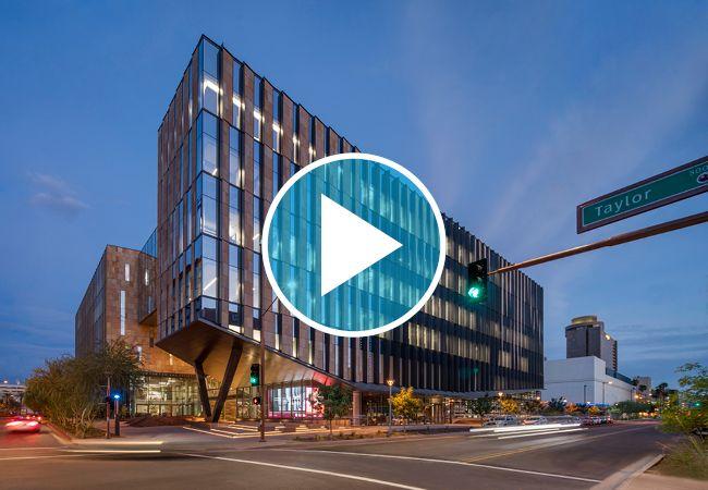 Centro Beus for Law and Society en la Universidad Estatal de Arizona