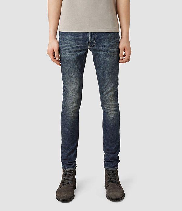 £90 Stamp Cigarette Jeans