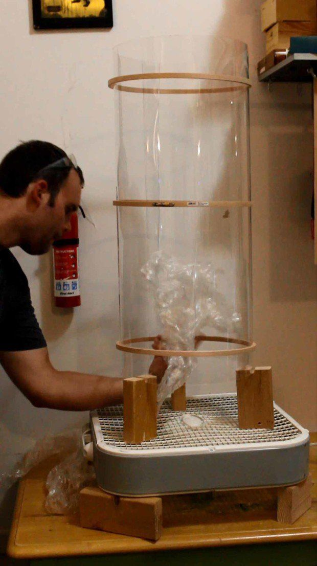Repurpose an Old Box Fan for a Home Wind Tunnel
