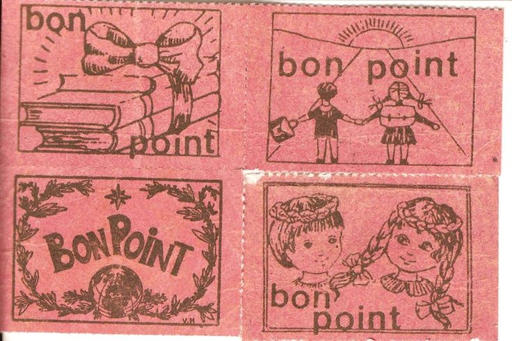 Bons points. Retrouvez vos souvenirs d'enfance sur notre tableau Pinterest Back to school https://fr.pinterest.com/bonjourbibiche/back-to-school/ :) #inspiration #vintage #backtoschool