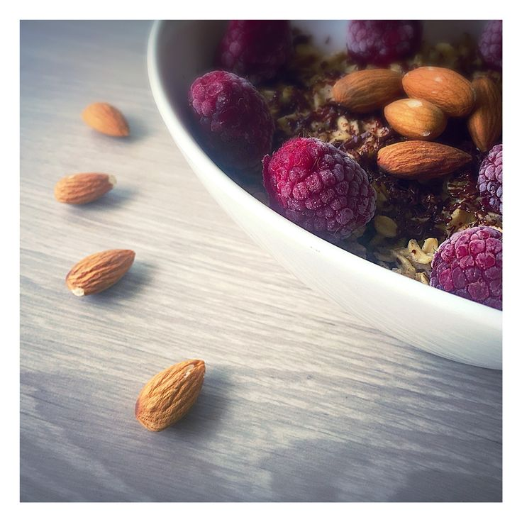 Recette du Porridge healthy & anti-microbe : cannelle miel poire miam ! #yumyum